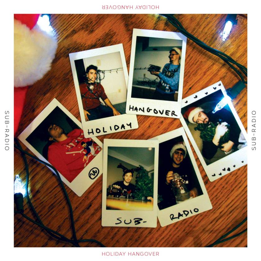 Holiday Hangover Cover Art